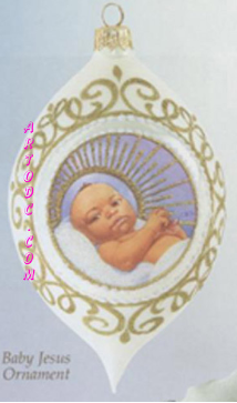 Baby Jesus 2008 Basic Blackshear Circle Membership, Thomas Blackshear's Ebony Visions