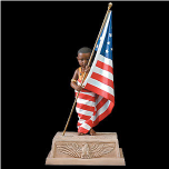 Old Glory by Thomas Blackshear's Ebony Visions